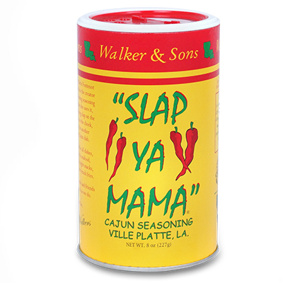 Slap Ya Mama ORIGINAL Cajun Seasoning 8 oz