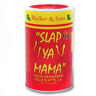 Slap Ya Mama HOT Cajun Seasoning 8 oz