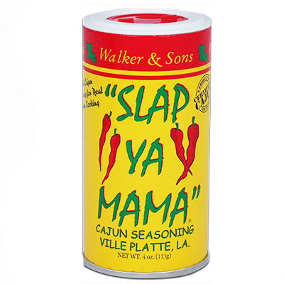 Slap Ya Mama ORIGINAL Cajun Seasoning 4 oz