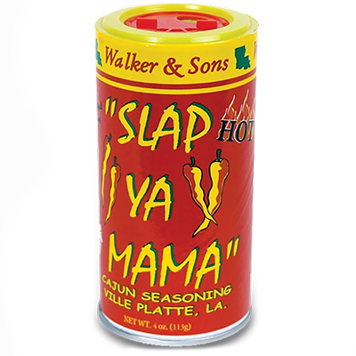 Slap Ya Mama HOT Cajun Seasoning 4 oz