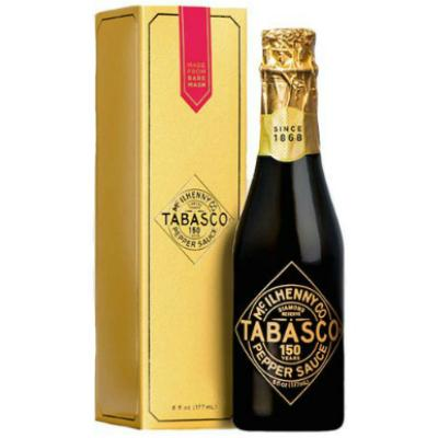 TABASCO 150th ANNIVERSARY DIAMOND RESERVE HOT SAUCE