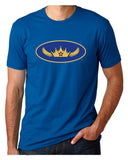 Mystery Superhero Men's Crew Neck