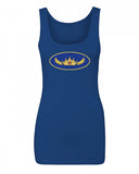 Mystery Superhero Women's Tank Top