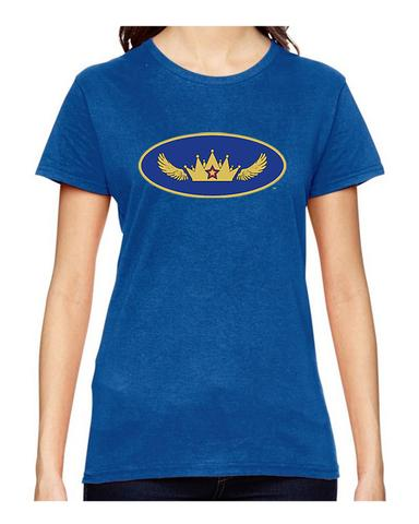 Mystery Superhero Women's Crew Neck