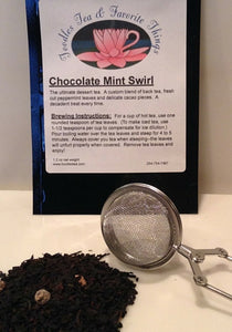 Chocolate Mint Swirl Tea