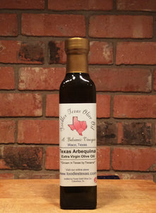 Texas Arbequina Extra Virgin Olive Oil