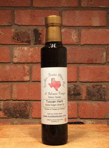 Texas Tuscan Herb Infused Extra Virgin Olive Oil