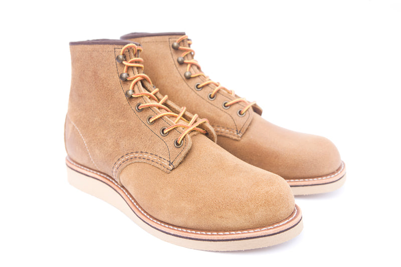 Rover 2951 6 Inch Round Red Wing London