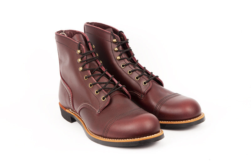 6bd74e65f94 Iron Ranger Boots 8119 - Red Wing London