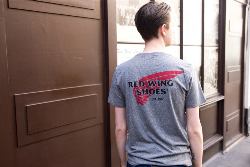 ba0b8a34 Red Wing T-Shirt - Red Wing London