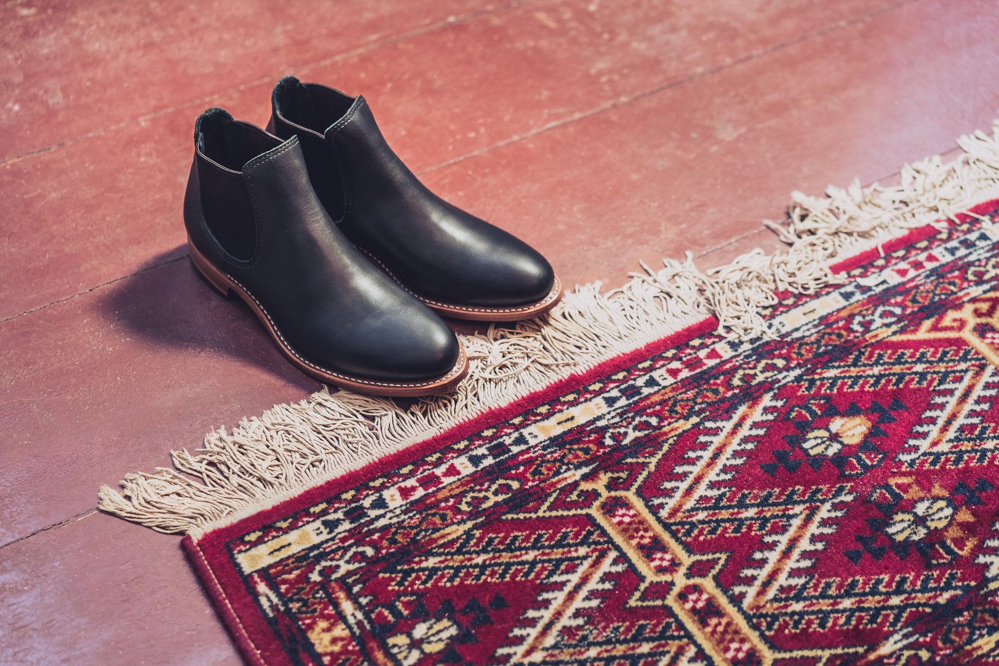 Red Wing London Blacksmith Boots