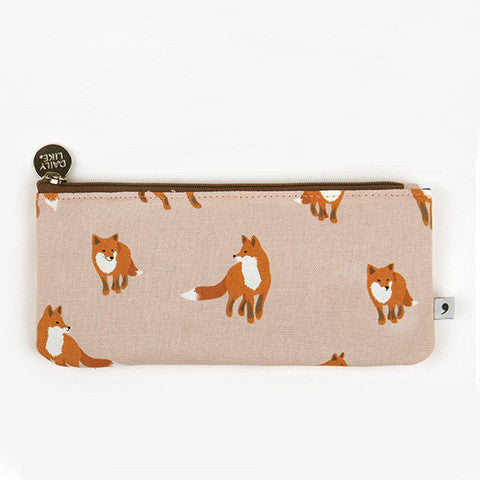 Estuche Fox - Sweetly Before - 1