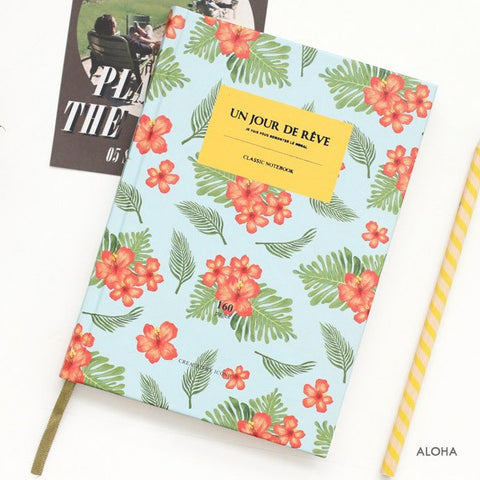 Cuaderno tapa dura Aloha - Sweetly Before - 1