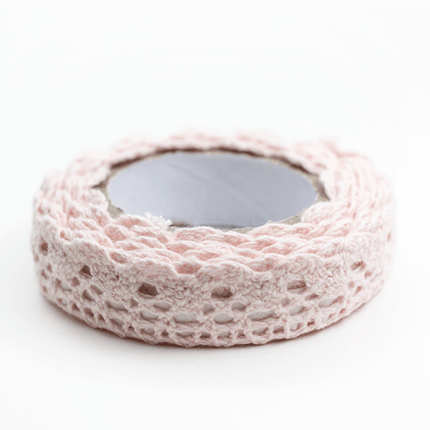 Lace Tape rosa - Sweetly Before