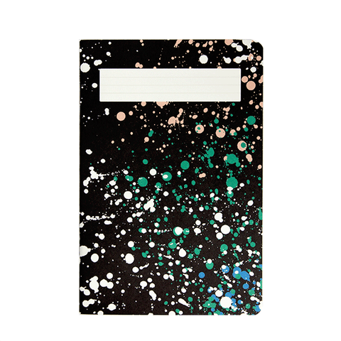 Cuaderno Confetti - Sweetly Before - 1