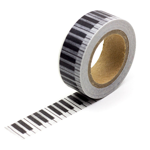 Washi tape Piano - Sweetly Before - 2