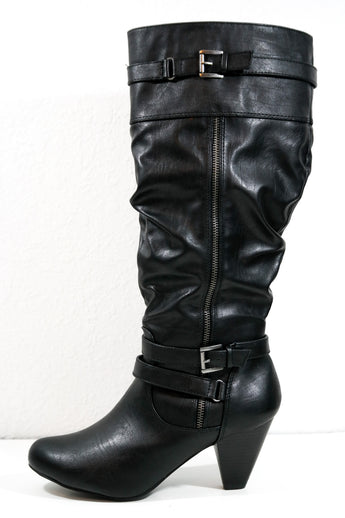 MARIE BLACK BOOTS