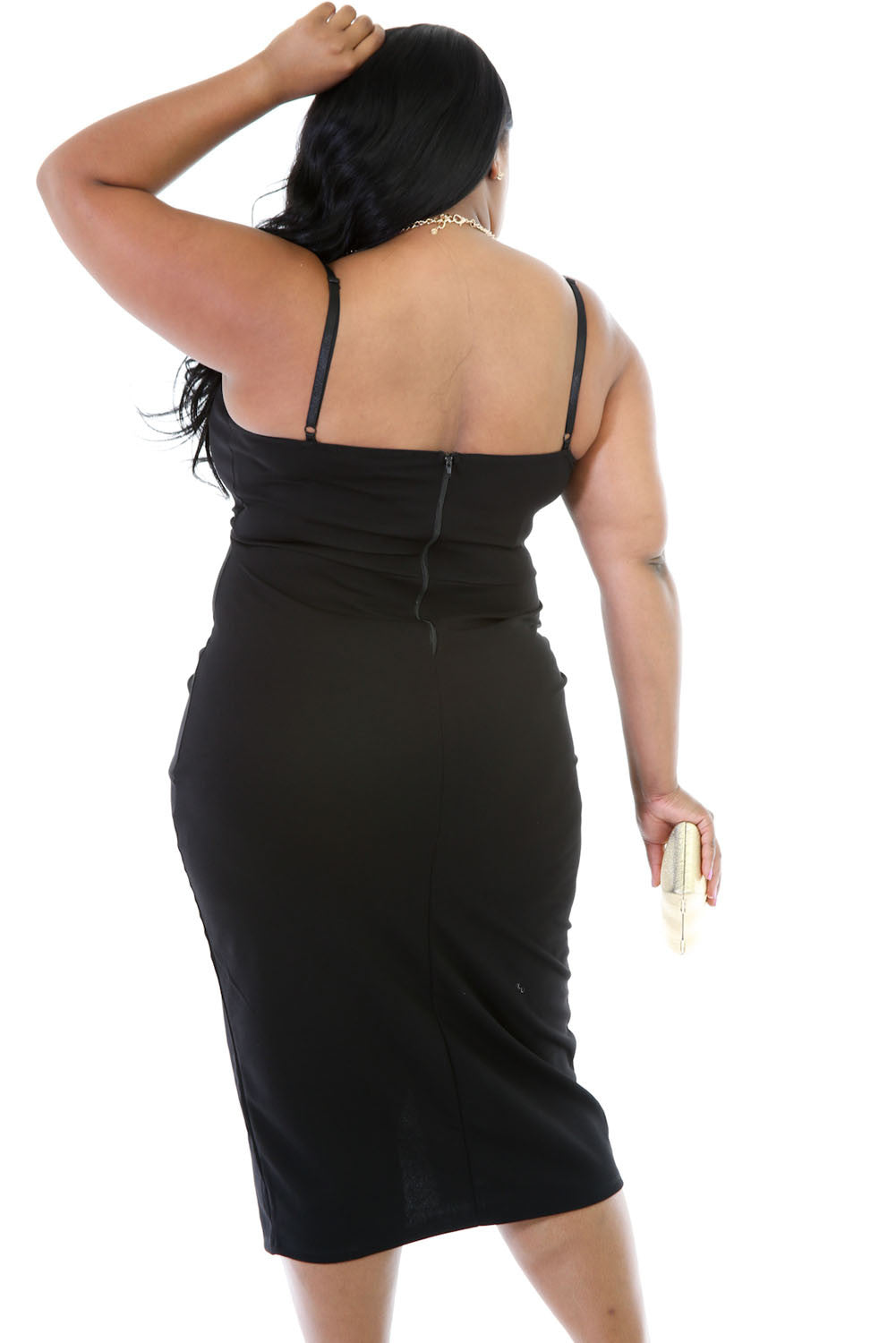 Black Stretchable Dress
