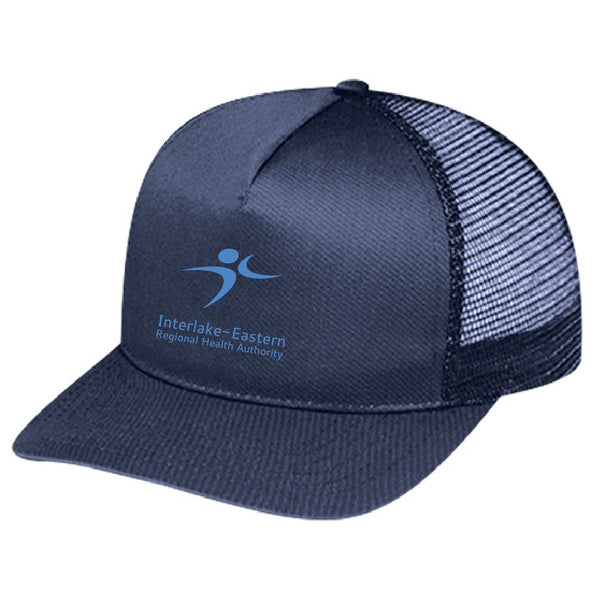 Cap: POLY/COTTON NYLON MESH