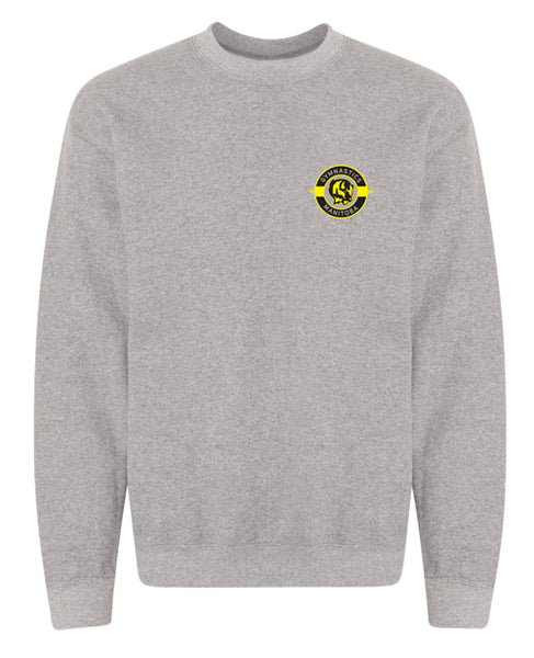 Sweatshirt - Crew Neck: Gildan Heavy Blend Fleece