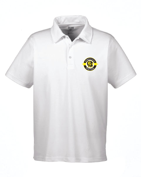 Polo Shirt: Team 365 Command Snag Protection