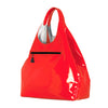 Lipstick Red Heavyweight Triangle Top Tote