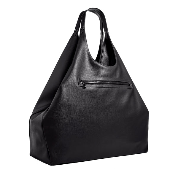 Ash Cruelty Free Heavyweight Triangle Top Tote