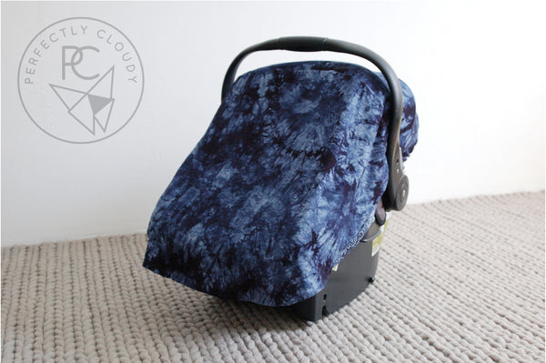 INDIGO Bug-Me-Not Infant Car Seat Cover