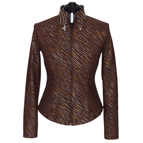 Milk Chocolate and Topaz Show Shirt (M, L)