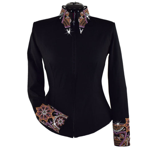 Copper Elegance Show Jacket (XXS - 3X)