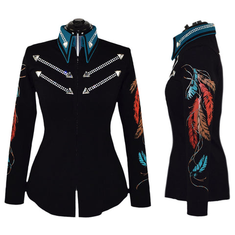 Classic Western Show Shirt (or Jacket) (S)