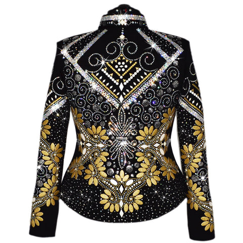 To Sparkle and Beyond Western Show Jacket (XL)