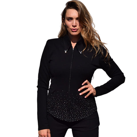 Little Black Show Jacket (XXS - 3X)