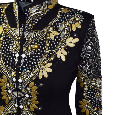 Gold Showmanship Jacket (1X)