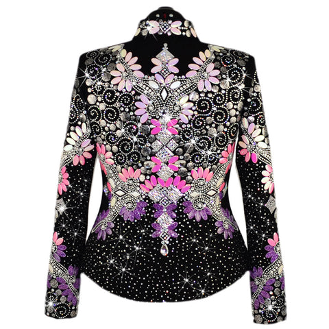 Sparkling Ombre Pleasure Jacket (L)
