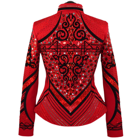 The Red and Black Show Jacket (M)