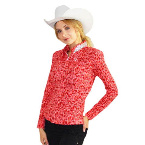 Cherry Chic Show Shirt (XS-4X)