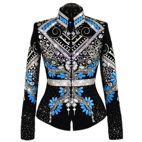 Electric Sky Western Show Jacket (S)