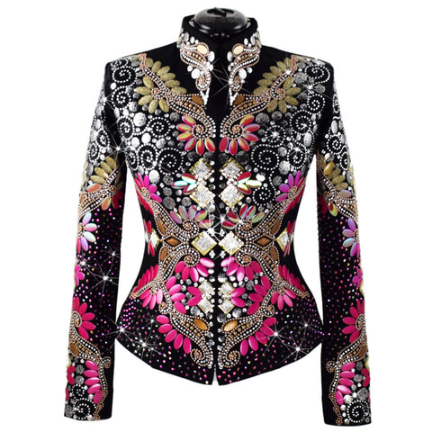Iridescent Rose Jacket (S)