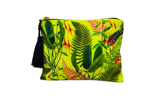 Jungle, In Neon Yellow