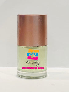 Scissor Oil Bottle - Ideal for Groomers!