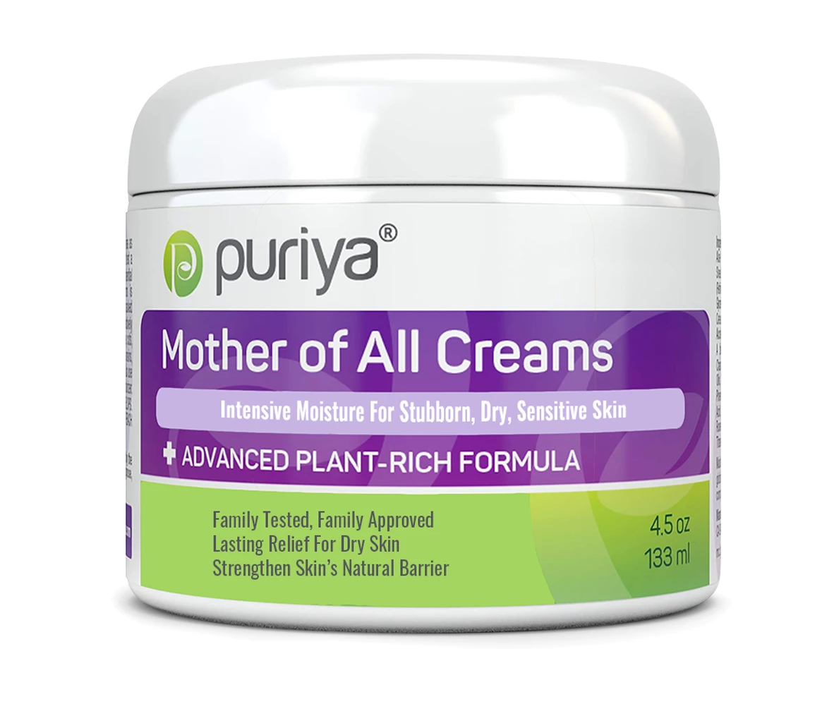 MOTHER OF ALL CREAMS (Light Peppermint) - 2ND OPTION