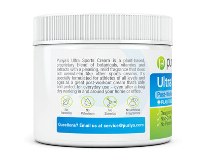Ultra Sports Cream