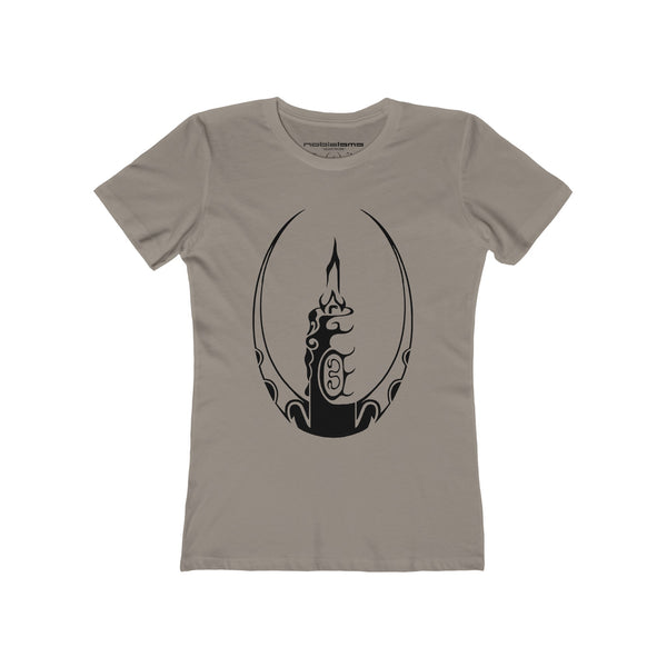 Candle (Women's The Boyfriend Tee)
