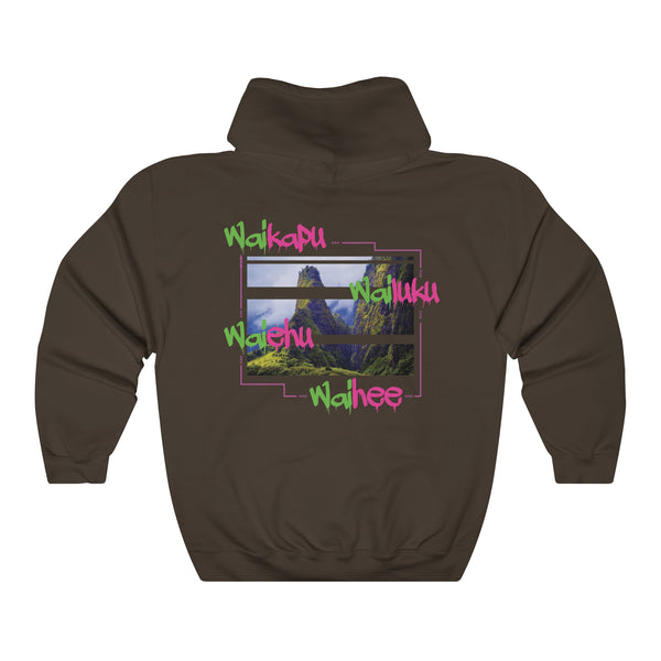 Na Wai Eha Hoody (Heavy Blend Hooded Sweatshirt)