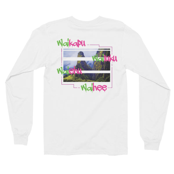 Na Wai Eha (Long sleeve t-shirt)