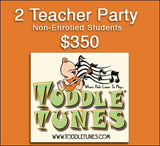 2 Teacher party (non-enrolled)