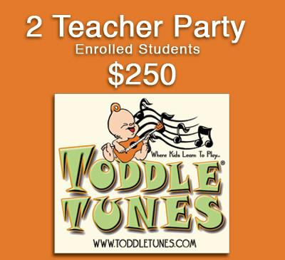 2 Teacher party (enrolled students)
