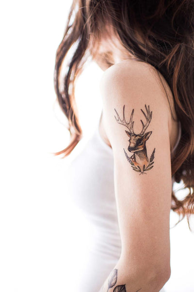 Deer by Mariya Summer