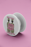 Battle Buddy Cancer Support (Female) Pop Socket